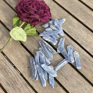 Blue Kyanite Crystal