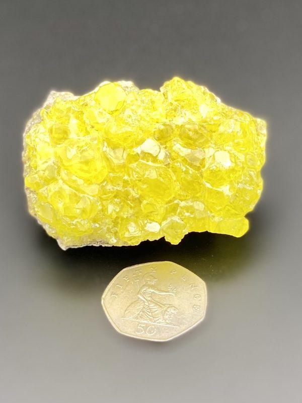 Sulphur with 50p