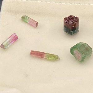 Watermelon Tourmaline Crystal (A Grade)