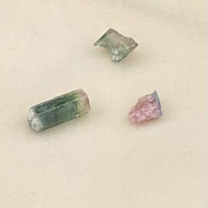 Watermelon Tourmaline Crystal (C Grade)