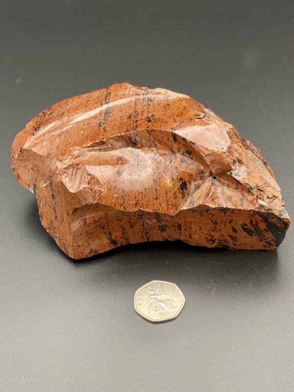 Mahogany Obsidian with 50p
