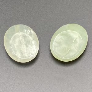 New Jade (Serpentine) Thumb Stones