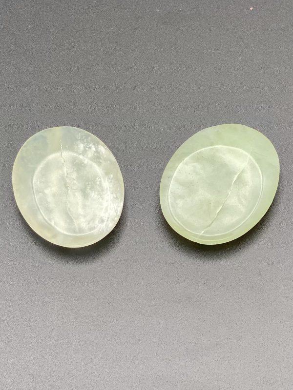 New Jade (Serpentine) Thumb Stones